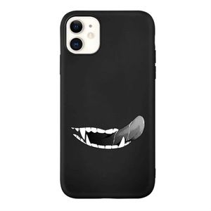 Monster Mouth Black iPhone 11 Pro Max Case 👅